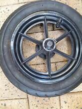 Mountain Buggy Spare Back Tyre for post 2010 Urban Buggy Ocean Reef Joondalup Area Preview