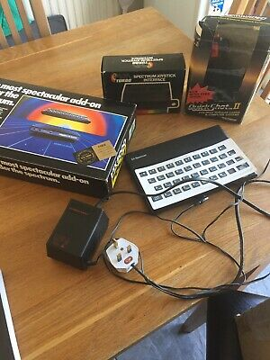 sinclair zx spectrum 48k & Accessories