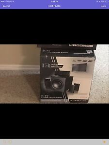 5.1 home theatre system never used brand new