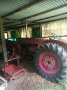 International AOS6 vintage tractor Kalbar Ipswich South Preview