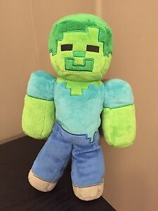 Minecraft stuffy