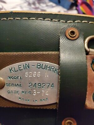 Klein Climbing Belt Safety Strap