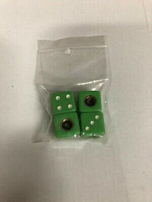 Wheel Valve Caps Dice