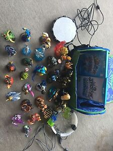 Skylander trap team and swap force Southbank Melbourne City Preview