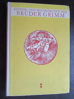 Kinder und Hausmärchen-Brüder Grimm-Grundig-Band 2-1961