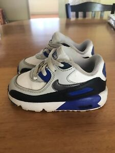 0c77acd92038 Nike Air Max 90 Toddler Shoes Size US 7C