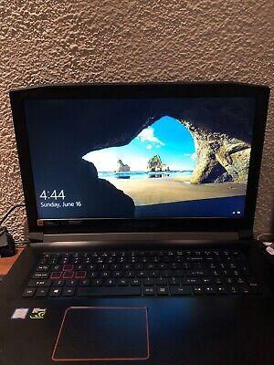 Acer Predator Helios 300 15.6 inch (256GB SSD, Intel Core i7-8750H, 4.10 GHz,...