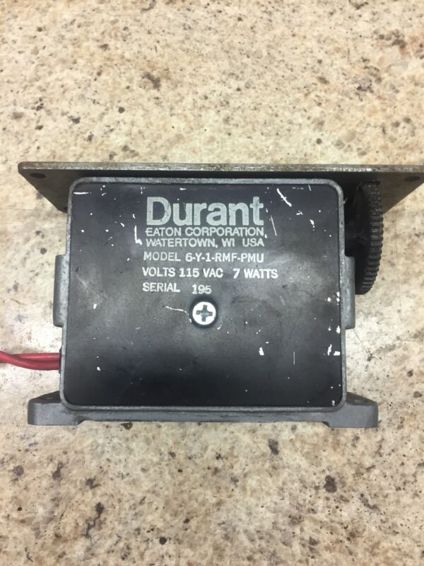DURANT COUNTER by EATON CORP.  NEW OLD STOCK