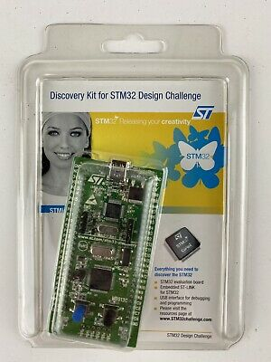 Discovery Kit For Stm32 Design Challenge Evaluation Board Usb Interface