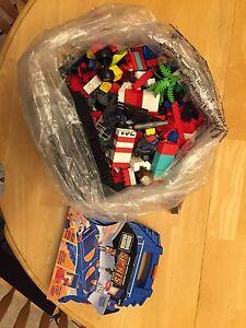 7 lbs bag of Mega Bloks
