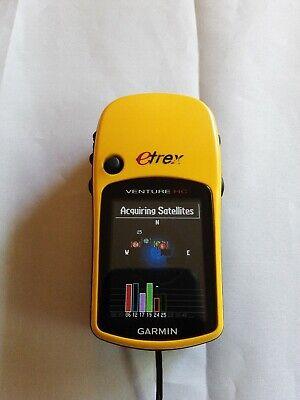 Garmin eTrex Venture HC GPS in good Condition.