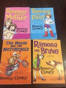 Ramona/ the mouse and the motorcycle