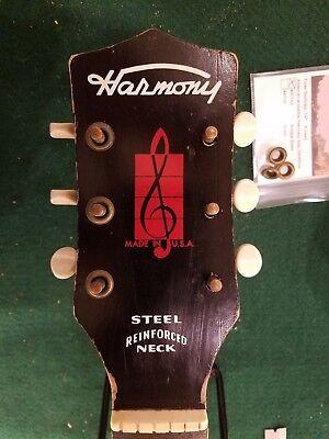 af57410e91 Acoustic - Harmony Silvertone Kay