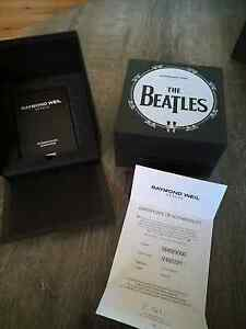Raymond Weil LIMITED EDITION BEATLES Watch Sydney Region Preview