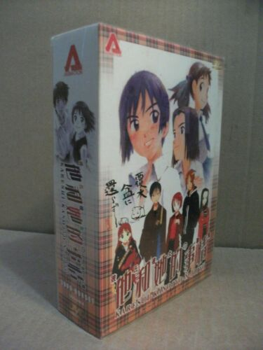 Kareshi Kanojo no Jijō? Japanese Import DVD Collection *