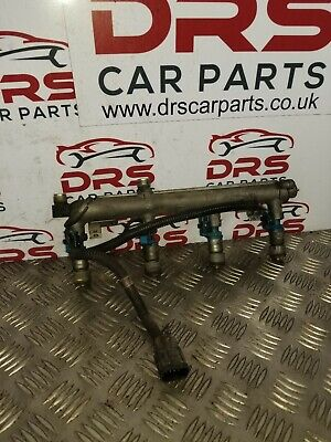 SAAB 93 FUEL INJECTORS AND INJECTOR RAIL WITH LOOM 1.8T 2.0T TURBO MK2 CONVERT