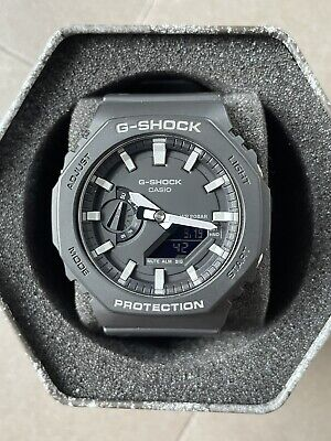 Casio G Shock GA-2100-1AER Casioak Diver 200m Mens Analog Digital Watch