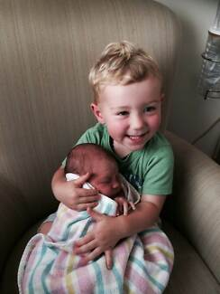 URGENT!!! AND UNIQUE…NEED AN AU PAIR Willoughby Willoughby Area Preview