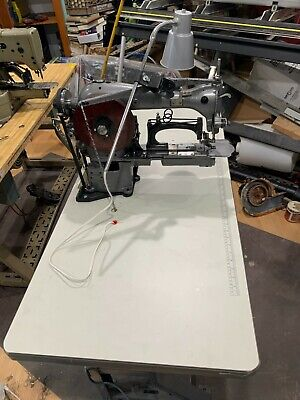Industrial Singer Professional Refurb. Commercial Sewing Machine Wclutch Motor