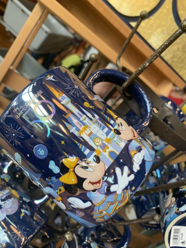 Walt Disney World 50th Anniversary Mug