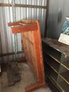 Large wooden low table Tarragindi Brisbane South West Preview