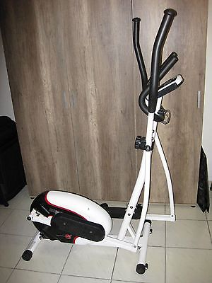 Crosstrainer Christopeit CT 2 - 1321 Stepper Sport Heimsport Trainingsgerät