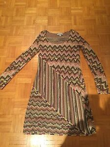 M Missoni dress robe ! Taille/Size 6