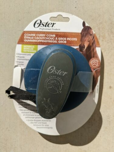 Oster horse brush~Coarse Curry comb~ NEW