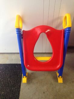 Toddler toilet seat and step  Caboolture Caboolture Area Preview