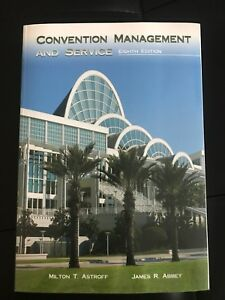 Convention management and service 8th edition