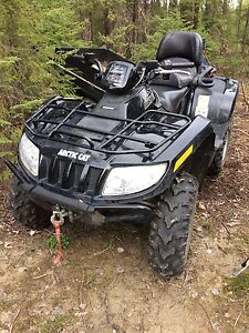 2010 arctic cat 550 trv