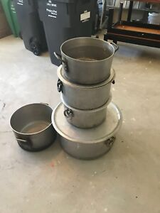 PERFECT CONDITION POTS FOR SALE