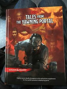 Any 5th edition D&D  RPG books and almost any 4th or 3.5