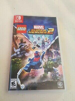 Nintendo Switch LEGO Marvel Superheroes 2