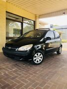 2009 Hyundai Getz Auto 6 Months Rego   Roadworthy Holland Park West Brisbane South West Preview