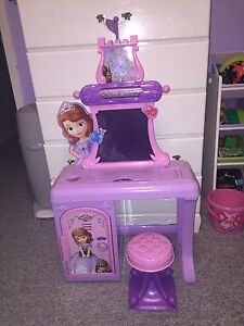 Sofia the First Vanity