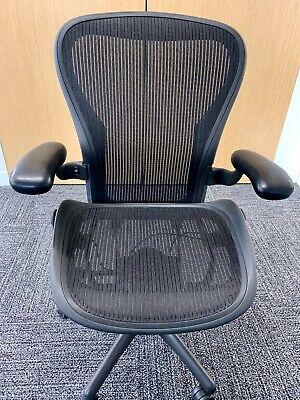 Herman Miller Aeron Mesh Office Desk Chair Model C