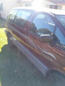 1994 Toyota Tarago Wagon Wallsend Newcastle Area Preview