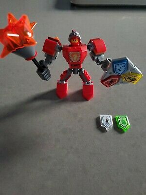 LEGO Nexo Knights Battle Suit Macy (66 pcs) 70363 Complete