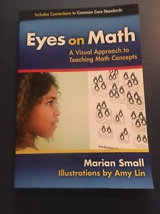 Eyes on math textbook