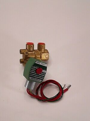 Asco Red-hat 8321g2 Electronic Solenoid Valve 38 3-way 20784 New Wo Box