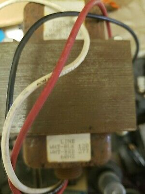 Intranco Cp8004 Lighting Panel Transf. Touch Plate Relay 120277v To 6.3v 30va