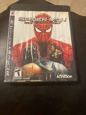 spider man web of shadows Ps3