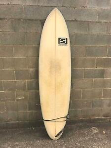 Surfboard Sideways 7'0