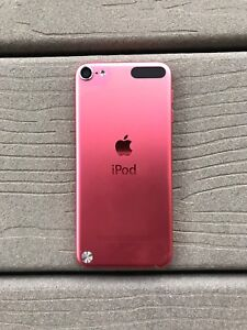 5th Generation Pink iPod Touch With 64gb