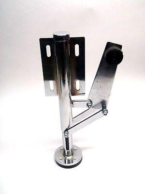 Unbranded Floor Lock 15-1532 To 18 Left Side Mount 4.5 X 6.5 Plate