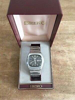 Seiko 7019 5000 Gents Automatic Vintage Watch
