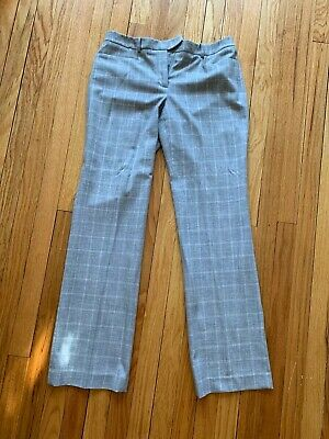 Tommy Hilfiger Suit Pants Gray Size 4 Women