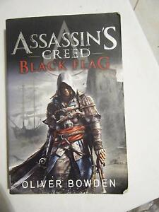 Assassin's Creed black Flag paperback Noranda Bayswater Area Preview