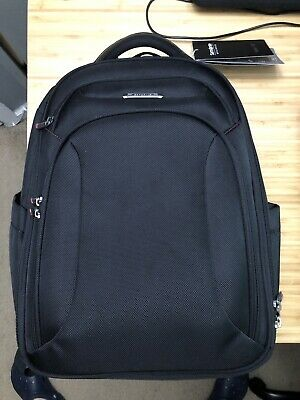 Samsonite Xenon 3.0 Laptop Backpack Business Black - NEW & IN HAND !!